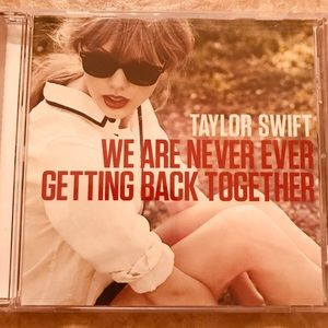 Taylor Swift Official Single RARE